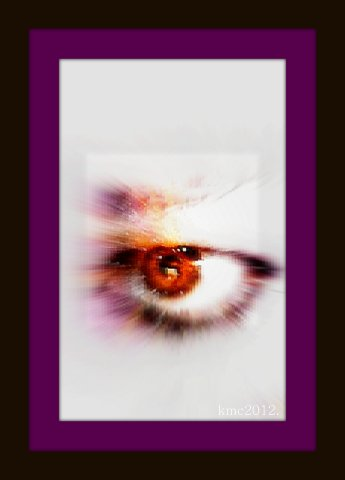 """Erudite Eye, kmc, 2012."
